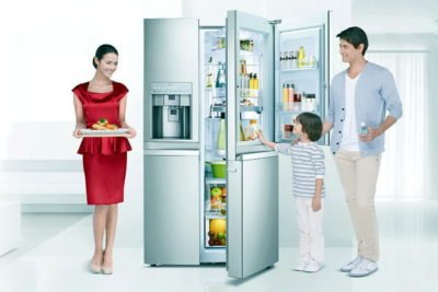 Типы холодильников: краткий обзор