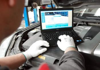 Приложение для диагностики автомобилей