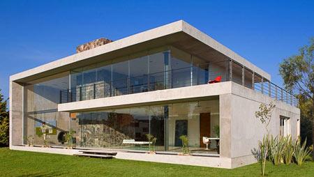 Строительство из бетона