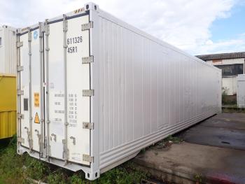 Рефрижераторный контейнер