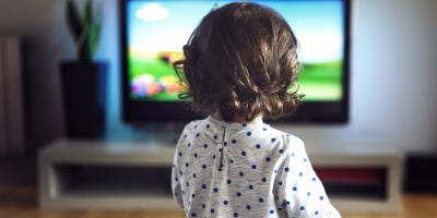 Телевидение популярно среди детей
