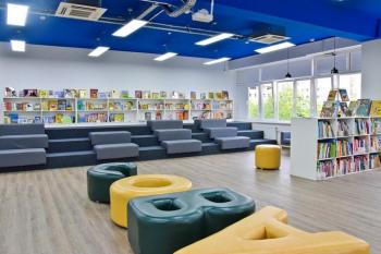 Молодежные библиотеки
